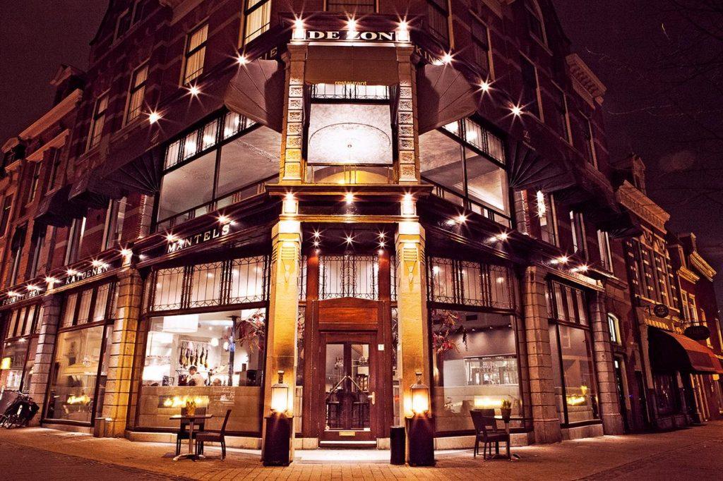 Brasss Hotel Suites in Haarlem