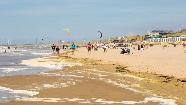 Zandvoort aan Zee Nederland