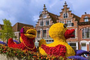 Bloemencorso Haarlem