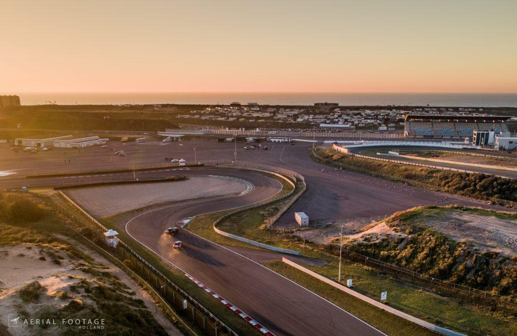 Race circuit Zandvoort Formule 1