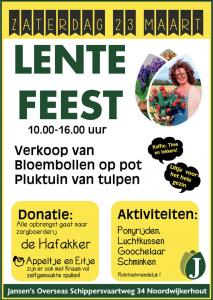 Lentefeest Noordwijkerhout