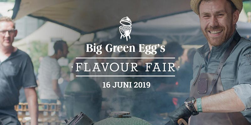 Big Green Egg evenement Keukenhof