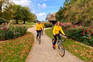 fietstocht bloemenvelden met gids