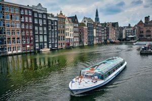 Dagje uit in Amsterdam