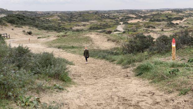 duinkabouterpad langevelderslag Noordwijk