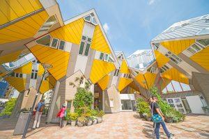 Attracties in Rotterdam