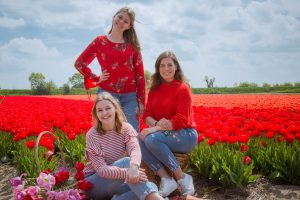The Tulip Barn in Hillegom