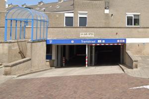 Parkeergarage Tramstraat Katwijk