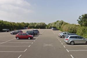 Parkeerterrein De Zuidduinen Katwijk