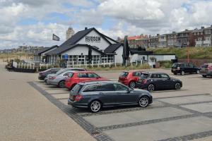 Parkeerterrein Duinplein Katwijk